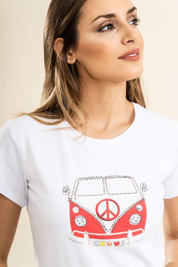 CAMISETA AUTOMOVIL
