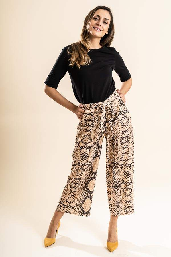 PANTALON DISEÑO CROPED