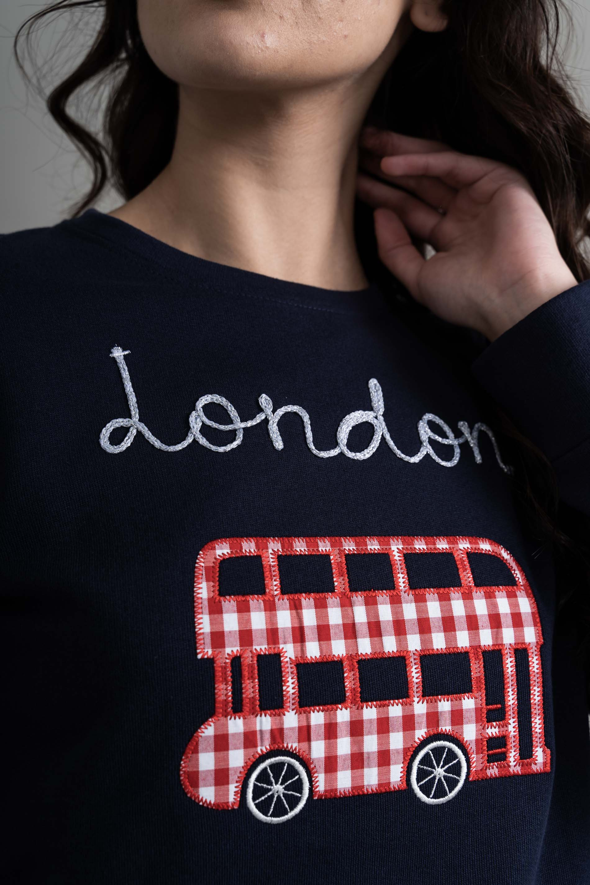 SUDADERA BUS LONDON