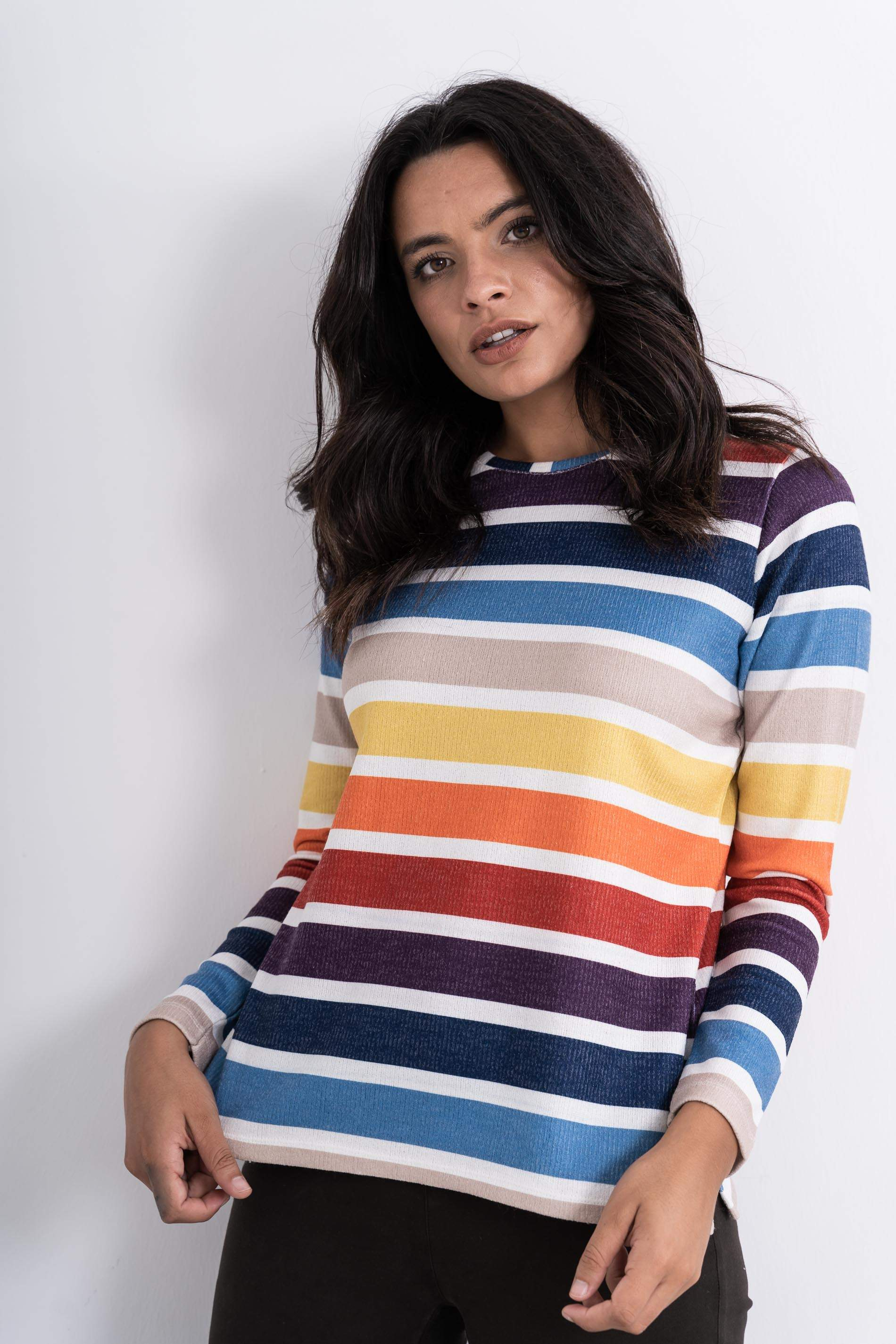 JERSEY RAYAS COLORES